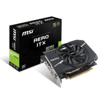 MSI GeForce GTX 1070 AERO OC ITX 8GB DDR5 256BIT DVI-D/HDMI/DP