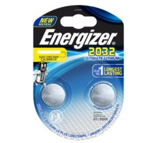 Energizer Bateria Ultimate Lithium CR2032 2 szt.
