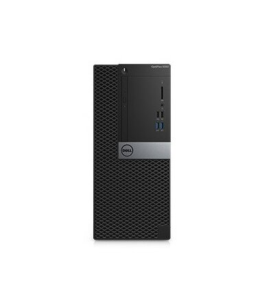Dell Optiplex 5050MT Win10Pro i7-7700T/1TB/8GB/DVDRW/HD630/MS116/KB216/3Y NBD