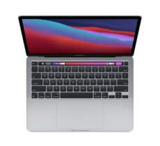Apple MacBook Pro 13: Apple M1 chip with 8 core CPU and 8 core GPU, 256GB SSD - Space Grey