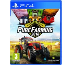 Techland Gra PS4 Pure Farming 2018