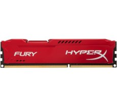 HyperX DDR3 Fury  4GB/ 1866 CL10 RED