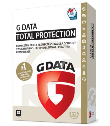 G DATA TotalProtection 2015 3PC 1 Rok Box