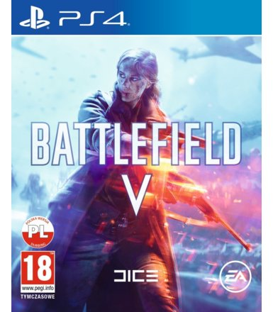 EA Gra PS4 Battlefield V