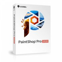 Corel PaintShop Pro 2020 Mini Box       PSP2020MLMBEU