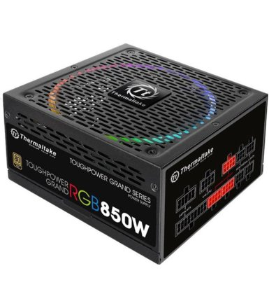 Thermaltake Toughpower Grand RGB 850W Modular (80+ Gold, 6xPEG, 140mm)