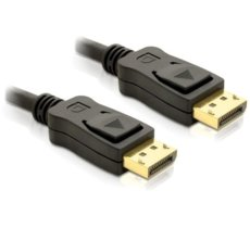 Delock Kabel DISPLAYPORT M/M 3m GOLD