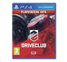 Sony Gra PS4 Driveclub Playstation hits