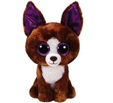 Maskotka TY Beanie Boos - Chihuahua Dexter 15 cm