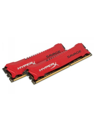 HyperX DDR3 Savage 8GB/1866 (2*4GB) CL9