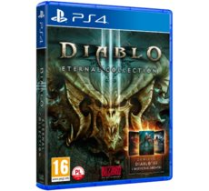 Blizzard Gra PS4 Diablo III Eternal Collection