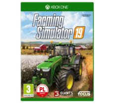 CD Projekt Gra Xbox One Farming Simulator 2019