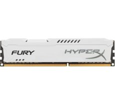 HyperX DDR3 Fury  4GB/ 1866 CL10 WHITE