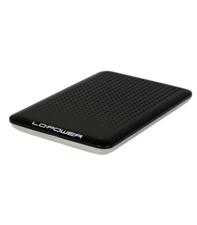 "LC-POWER OBUDOWA 2,5"" LC-PRO-25BU USB 2.0 SATA ULTRASLIM BLACK ET"