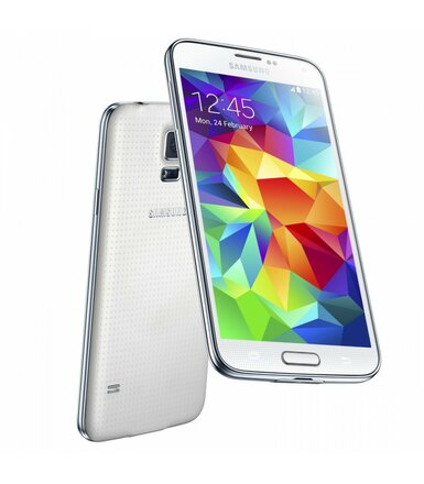 Samsung GALAXY S5 mini G800H WHITE DS