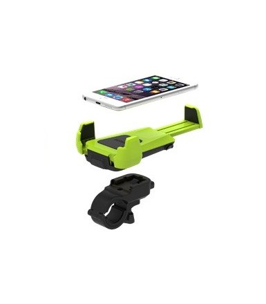 iOttie Uchwyt rowerowy Active Edge Bike & Bar Mount - Electric Lime