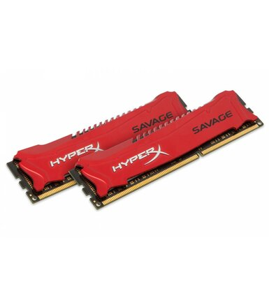 HyperX DDR3 Savage 16GB/1600 (2*8GB) CL9 XMP