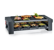 Severin Grill do pizzy i raclette RG 2687