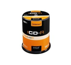 Intenso CDR 700MB (100 Cake)