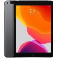 Apple iPad 10.2-inch Wi-Fi + Cellular 32GB - Space Grey