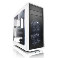 Fractal Design Focus G Window White 3.5 HDD/2.5'SDD uATX/ATX/ITX