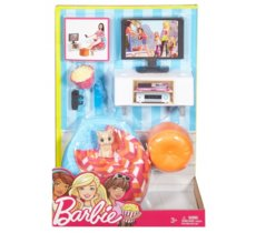 Mattel BARBIE Mebelki, Salon