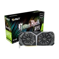Palit Karta graficzna GeForce RTX 2080 SUPER GameRock PREM 8GB GDDR6 256BIT HDMI/3DP