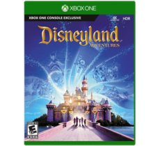 Microsoft Gra Xbox ONE Disneyland Adventures