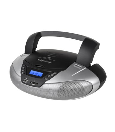 Kruger & Matz  Radioodtwarzacz CD MP3 USB RADIO FM (KM3902)